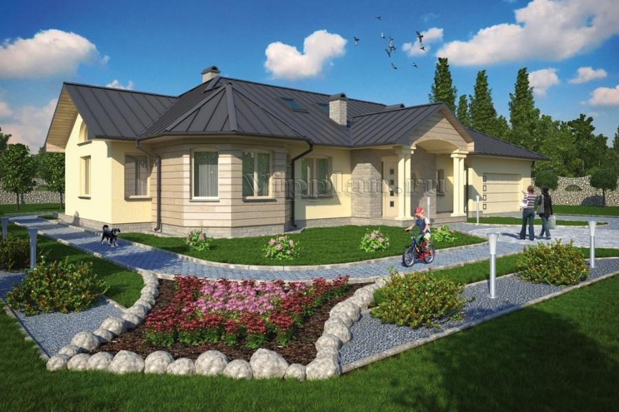 Випплан это тысячи проектов домов в